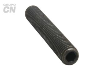 """Opresor con hexágono interior punta copa cuerda fina UNF tipo ALLEN 1/4"""" (6.3mm) 28 hilos"""