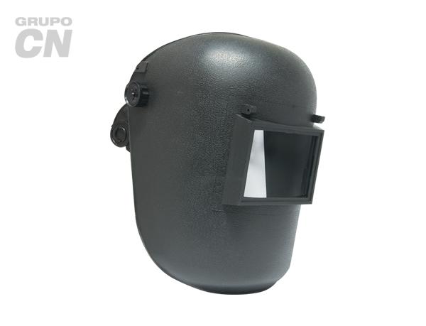 Caretas para soldar y protectores faciales