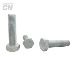 "Tornillo estructural cabeza hexagonal cuerda corrida estándar UNC A-325 T-1 de 1"" (25.4mm) 8 hilos"