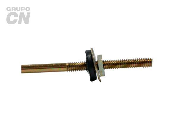 """Birlo para techo cuerda estándar UNC (con accesorios) de 1/4"""""""
