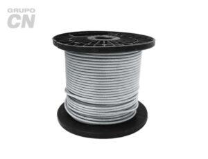 Cable de acero alma de acero galvanizado forrado de PVC