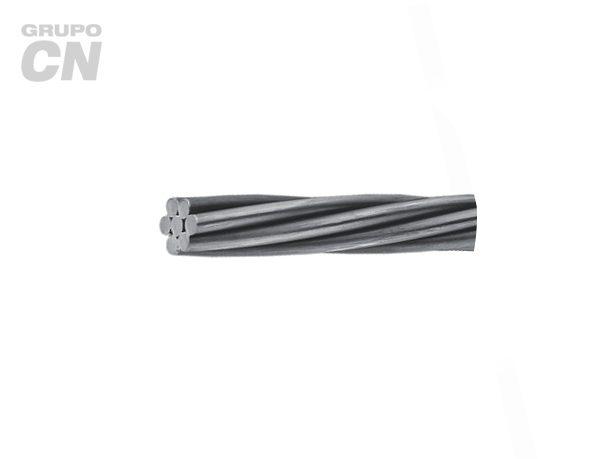 Cable de acero retenida galvanizado
