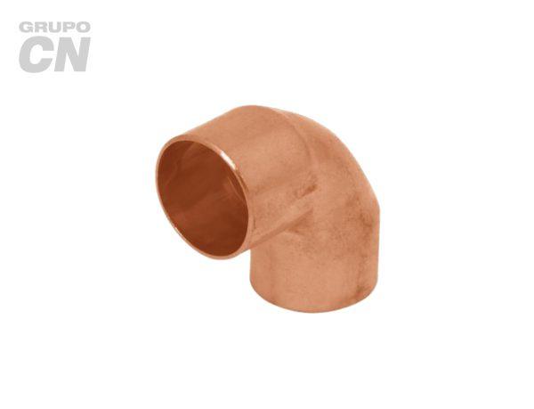 Codo de cobre 207 de 90°
