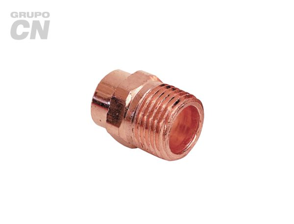 Conector exterior de cobre 204