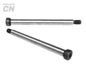 Tornillo guía con hexágono interior cuerda métrica tipo ALLEN M 6 paso 0.08