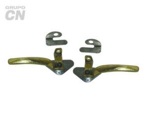 Manijas combinadas de bronce