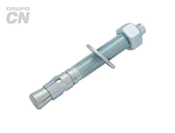 Taquete expansor ancla arpón galvanizado