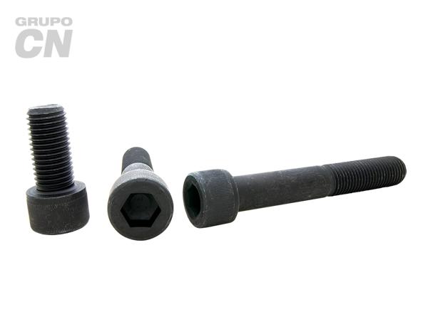 """Tornillo cabeza cilíndrica con hexágono interior cuerda estándar UNC tipo ALLEN 3/8"""" (9.5mm) 24 hilos"""