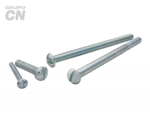 "Tornillo Estufa cabeza gota ranurada cuerda estándar UNC 3/8"" (9.5mm) 16 hilos"