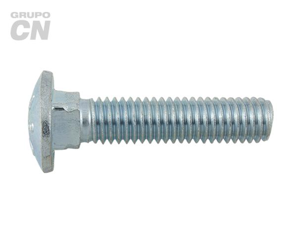 """Tornillo Tipo Coche cuerda estándar UNC 7/16"""" (11.1mm) 14 hilos"""